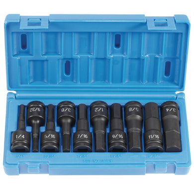 GREY PNEUMATIC 10Pc 1/2