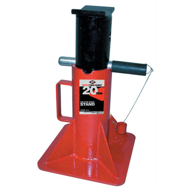 AMERICAN FORGE 20 Ton Hd Jack Stand INT3314 - G and G Tools