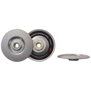 "INNOVATIVE PRODUCTS OF AMERICA 4.5"" Diamond Grinding Wheel IPA8150"