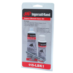 INGERSOLL RAND Lube Kit For Impact Tools Thru Grease Fitting IRT115-LBK1
