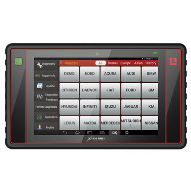 Launch Tech USA  Pad II AE LAU301180411