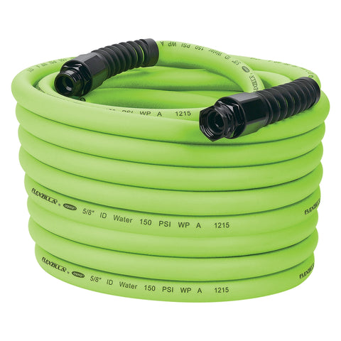"LEGACY MANUFACTURING Flexzilla Pro 5/8"" X 100' Zillagreen Water Hose LEGHFZWP5100"