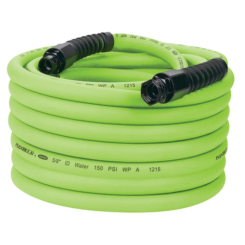"LEGACY MANUFACTURING Flexzilla Pro 5/8"" X 75' Zillagreen Water Hose LEGHFZWP575"