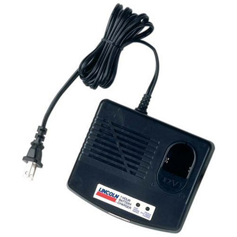 LINCOLN LUBRICATION Charger 110V For 1201 Battery LIN1210
