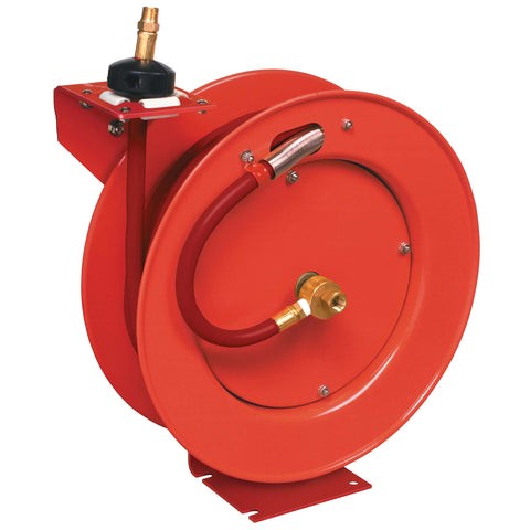 "LINCOLN LUBRICATION Air Hose Reel Assm 50' X 1/2"" LIN83754"
