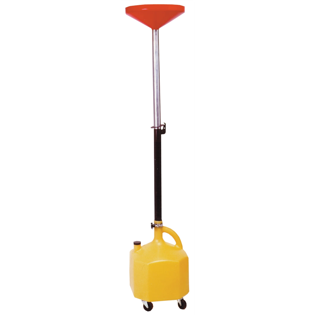 LISLE Oil Drain Lift Type 8 Gallon LIS11102