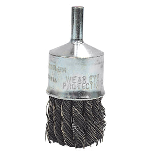 "LISLE Brush Wire End 1"" .020 Wire Knotted LIS14040"