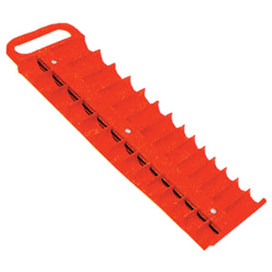 LISLE Socket Holder Magnetic 3/8In Dr F/28 Sockets Red LIS40200
