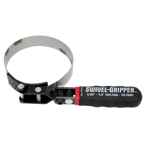 LISLE Swivel Gripper - Large - No Slip Filter Wrench LIS57040