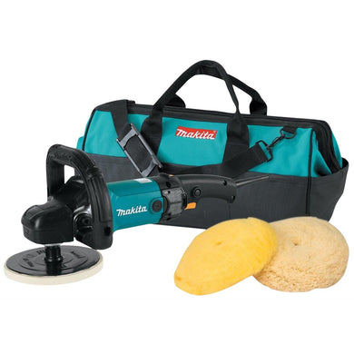 Makita 7 in. Polisher MK9237CX3 - G and G Tools