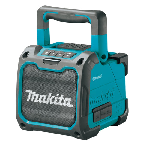 MAKITA 18V Job Site Speaker, Tool Only MAKXRM07