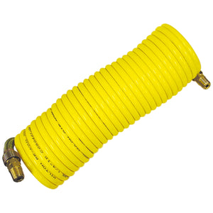MILTON INDUSTRIES 1/4In X 25Ft Re-Koil Hose MIL1669
