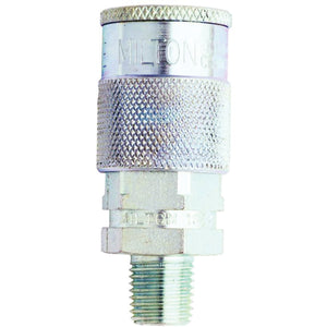 MILTON INDUSTRIES Coupler B H Ma 1/4 Ns 122894 MIL1834