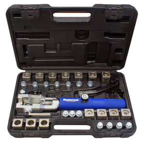 MASTERCOOL Universal hydra flaring tool set with tube cutter MSC72475