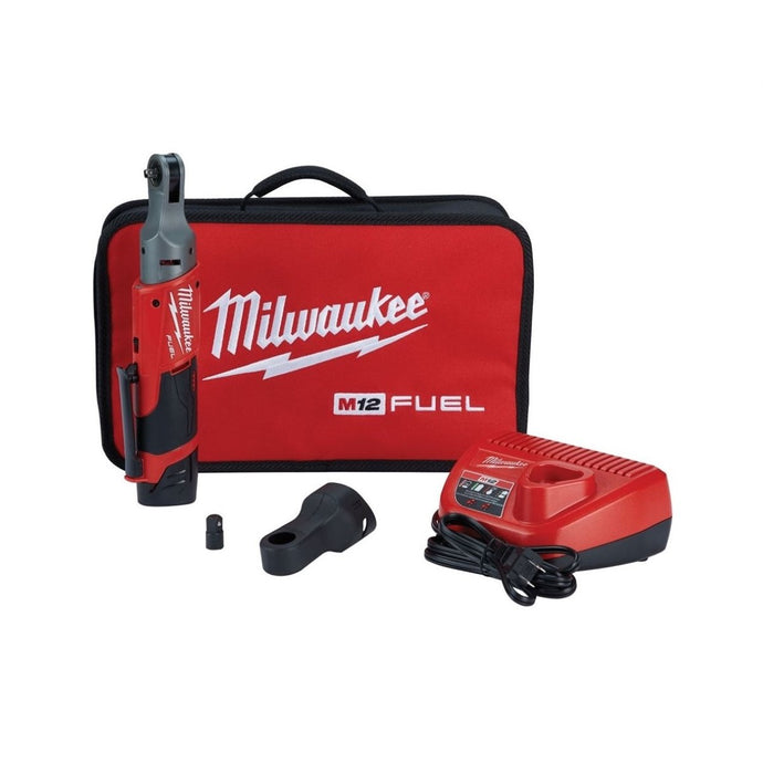 MILWAUKEE ELECTRIC TOOLS M12 FUEL 1/4