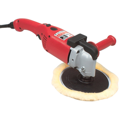 Milwaukee Electric Tools 7 in. ELECTRIC POLISHER 0-2800RPM MW5540