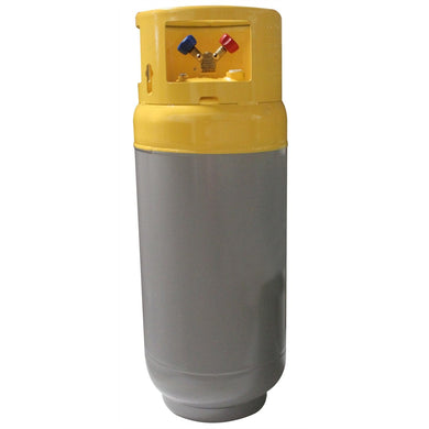 Mastercool 100 LB. DOT- APPROVED RECOVERY CYLINDER ML68010