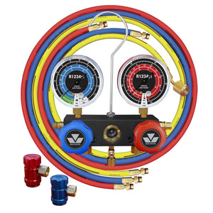 MASTERCOOL R1234Yf Gauge Set MSC83272