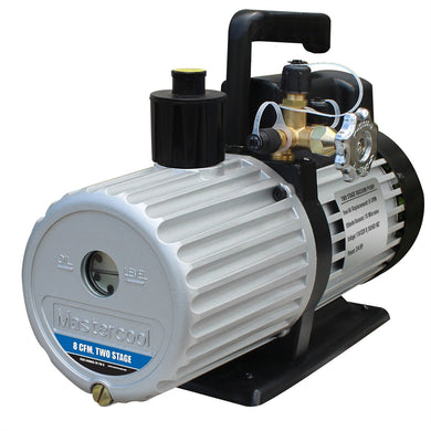 MASTERCOOL 8 cfm 2 Stage Deep Vacuum Pump MSC90068-2V-110-B