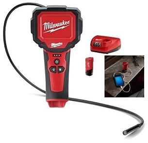 MILWAUKEE ELECTRIC TOOL M-Spector 360 Console Borescope Kit MWK2313SP - G and G Tools