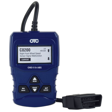 OTC Obdii And Abs Scan Tool OTC3208