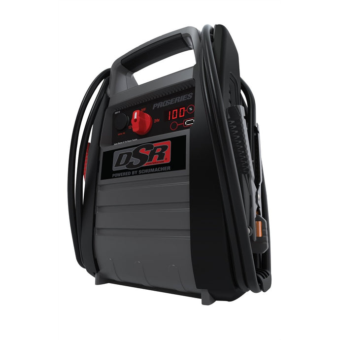 CHARGE XPRESS Jump Starter, ProSeries Double Battery SCUDSR115 - G and G Tools