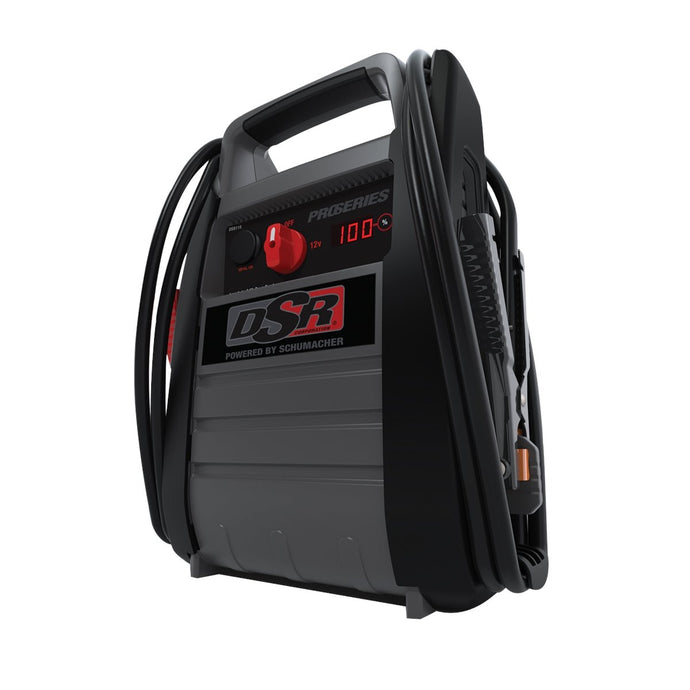 CHARGE XPRESS Jump Starter, Single Battery w/ Power Inverter SCUDSR116 - G and G Tools