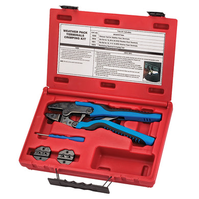 SG TOOL AID Weather Pack Terminal Crimper SGT18850