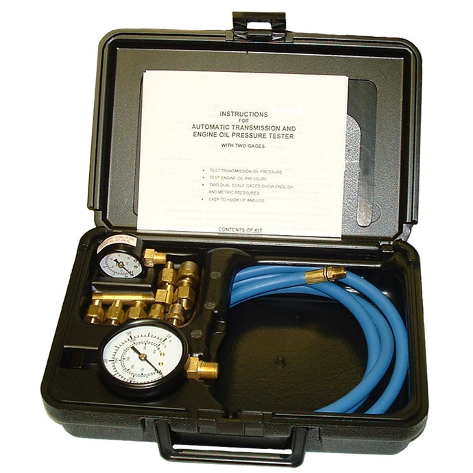 SG TOOL AID Test Trans/Oil Pres Tester In Box SGT34580