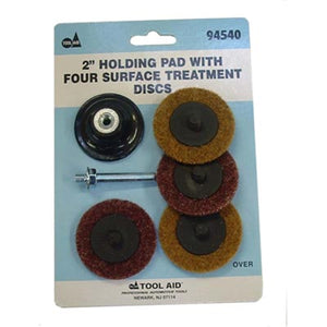 "SG TOOL AID 2"" Holding Pad W/4 Surface Dis SGT94540"