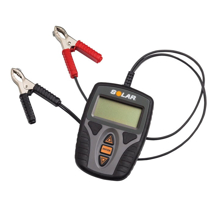 SOLAR 12V Battery And System Tester SOLBA9