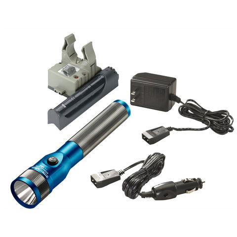 STREAMLIGHT Stinger Led W/Ac/Dc - Pb - Blue STL75613
