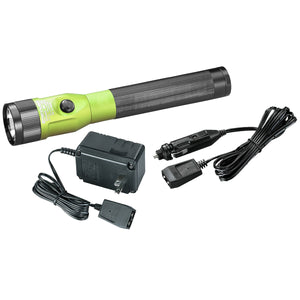 STREAMLIGHT Stinger Ds Led W/Ac/Dc - Pb -Lime Green STL75638