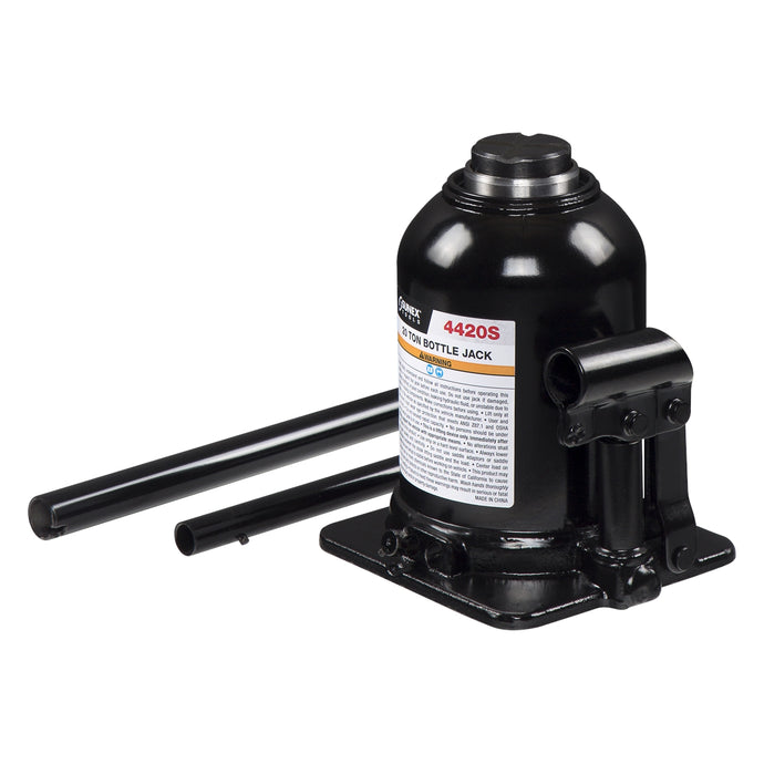 SUNEX 20 Ton Short Bottle Jack SUN4420S