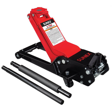 Sunex Tools Service Jack 3-Ton Low Rider SU6603LP - G and G Tools