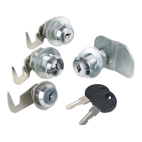 SUNEX 4 Locks W/ Keys For 8013/3313 SUN8013LS
