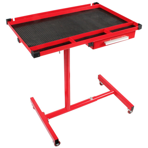 SUNEX Heavy Duty Adjustable Work Table W/Drawer SUN8019