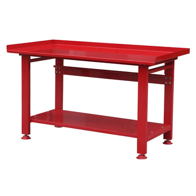 Titan Tool Professional Red Workbench w/ 1,200 lb. Capacity TN21006 - G and G Tools