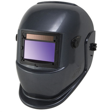 TITAN Solar Powered Auto Dark Welding Helmet TIT41262