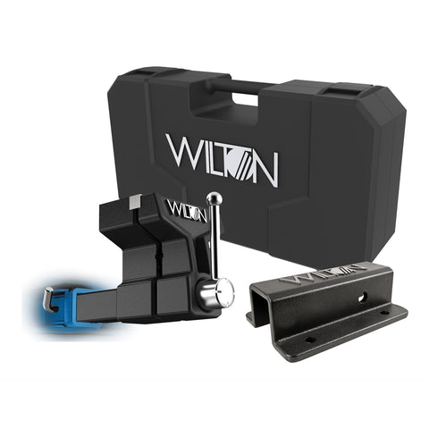 WILTON Wilton 10015 All-Terrain Vise With Carrying Case WIL10015