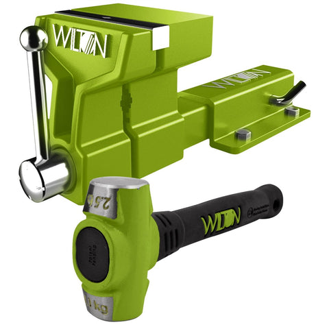 Wilton Special Edition ATV Vise and B.A.S.H Hammer WL10025BH