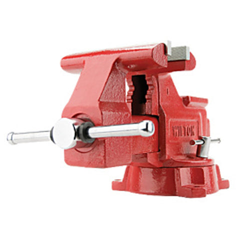 "WILTON Vise Shop 6 1/2"" Jaw WIL676"
