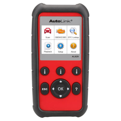 AUTEL ABS/SRS Engine and Transmission Scan Tool AULAL629