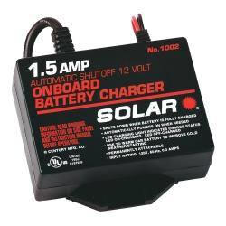 CLORE AUTOMOTIVE  LLC 1.5 Amp 12 Volt Automatic On-Board Charger SI1002 - G and G Tools