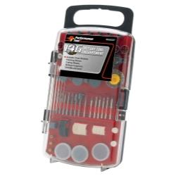 WILMAR Performance Tool Rotary Tool Stone Assortment 146-Piece Set PMW50037 - G and G Tools
