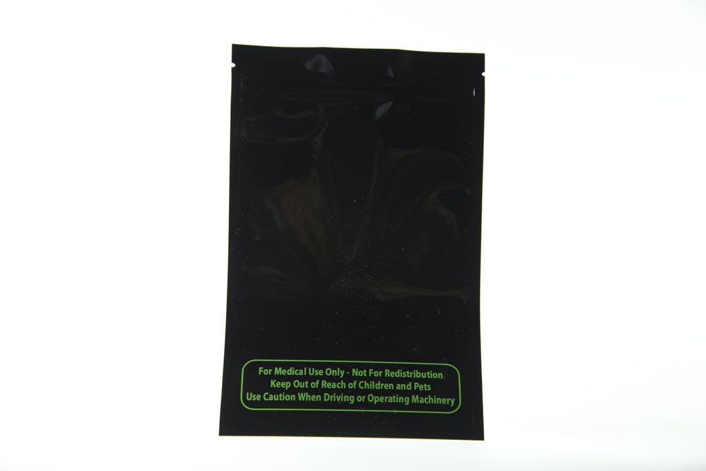 1 oz. Smell Proof Bag
