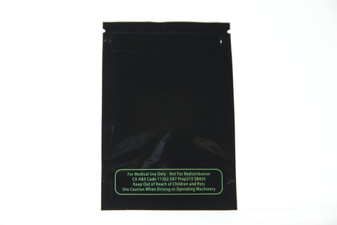 1/8 oz. Smell Proof Bags