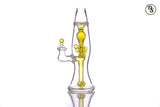 Bluegrass Glass Lemondrop illuminati Wonderlamp