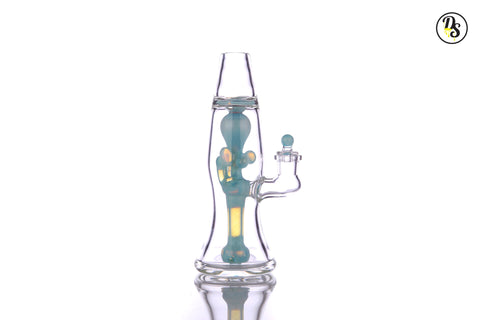 Bluegrass Glass Calypso Wonderlamp