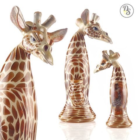 Matt Robertson x Bluegrass Giraffe Wonderlamp